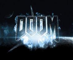 doom movie logo - Google Search