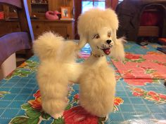 A poodle I bought from Cross Rd Collectables