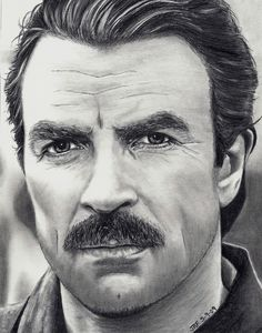 Tom Selleck...beautifully done