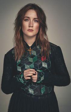 Saoirse Ronan – Wonderland Magazine (September 2014)