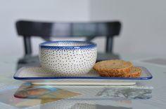 Bunzlauer Keramik Schale  Genießen Sie Ihren Gericht aus schönen handgemachten Keramik. So schmeckt er noch besser!