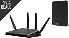 Buy a Router, Get a 1TB Hard Drive For Just $5 Extra