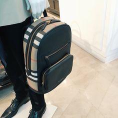 Burberry backpack ❤️