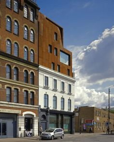 Shoreditch Rooms by Archer Architects