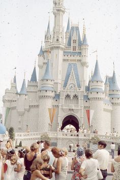 disney world 1970s by nolan pelletier