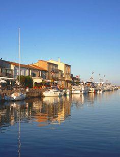 Port de Marseillan La Grenadine, Villa, Languedoc Roussillon, France, Monaco, Fork, Villas, French