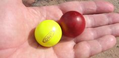 Make your own jacks for petanque
