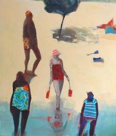 pinkpagodastudio: Inspiration: Australian Artist, Becky Blair