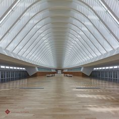 © Alan Karchmer / Santiago Calatrava, LLC