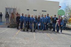 Cecilia Herrera Madrid y su equipo de trabajo realizó la entrega de 190 árboles frutales a 10 instituciones de la localidad para la promoción de una....