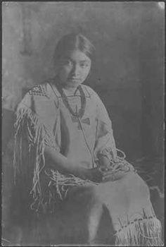 Lenna Geronimo - Apache - 1905