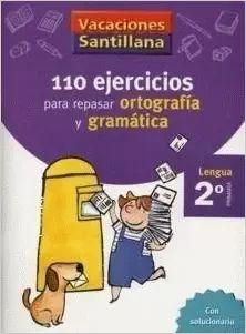 Vacaciones Santillana, lengua, ortografía y gramática, 2 Educación Primaria. Cuaderno: Amazon.es: Rosario Calderon Soto: Libros