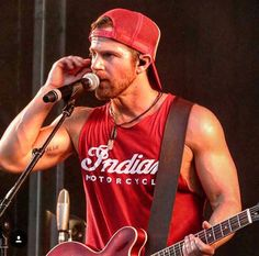 Country crooner Kip Moore. Saw him perform live at the House of Blues in Myrtle Beach, South Carolina Nov. 12, 2016. He brought the house down! Had so much fun singing my heart out and dancing the night away.