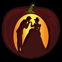 Cinderella and Prince Charming CO - Stoneykins Pumpkin Carving Patterns and Stencils