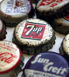 bottle caps. need all bottle caps.