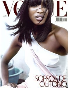 Naomi Campbell 2002 Vogue Brazil