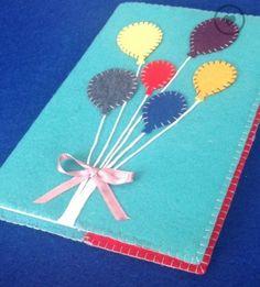 Book Crafts, Diy And Crafts, Moleskine, Cozy Home Office, Felt Pouch, Felt Gifts, Felt Books, Sensory Toys, Felt Diy
