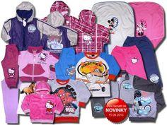 Detské a kojenecké oblečenie ©Disney a Hello Kitty®