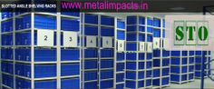 """Do you have any idea about """"SLOTTED ANGLE SHELVING RACKS"""" see here....????"""