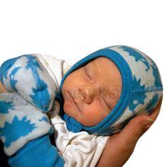 Vauvamyssy, merinovilla