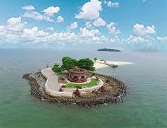 Wisata Bersejarah ke Pulau Kelor Kepulauan Seribu