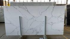 Quartz & Granite, Quartzite and Marble Countertops in Maryland Kitchen Design Gallery, Interior Design Kitchen, Modern Interior Design, Quartz Slab, Calacatta Quartz, Carrara, Facade Design, House Design, Black Wood Floors