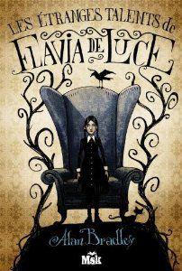 la série Flavia de Luce