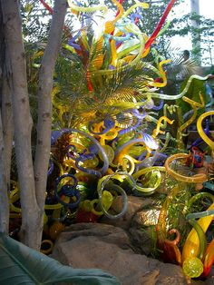 Dale Chihuly by sokref1, via Flickr