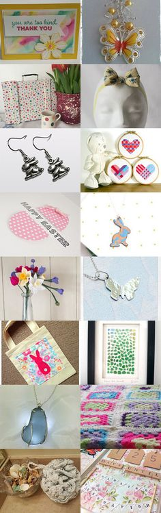 spring finds by Karen Cheetham on Etsy