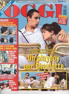 hot and sexy image charlotte casiraghi oggi mag cover jKwu4j4 Latest- hot and sexy image