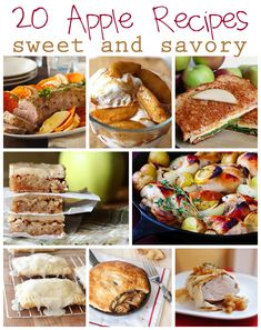 20 Sweet and Savory Apple Recipes for Fall Azure Standard natural and organic ingredients would be amazing in this recipe! Contact us at today 785-380-0034 if you are interested in having high quality affordable organics delivered to your area.