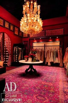 Sabyasachi Clothing Boutique Interior, Boutique Decor, Boutique Stores, Boutique Ideas, Showroom Interior Design, Boutique Interior Design, Bedroom Furniture Makeover, Living Room Furniture Layout, French Country Furniture