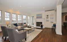 Gorgeous Open Floor Plan - Home for Sale in Morristown NJ, Contact Debbie Woerner - www.59SpringValleyRd.com