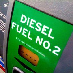 More Diesels?             - More automakers making diesel models.