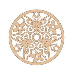 80 13 CORTE LASER MANDALAS Wood Carving Patterns, Stencil Patterns, Wood Patterns, Gravure Laser, Laser Cutter Projects, Laser Art, Wooden Crosses, Silhouette Curio, Stamp Printing