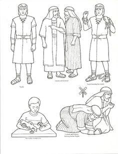 Mark 16:12-13; Luke 24:13-35; The Emma's Disciples; Road