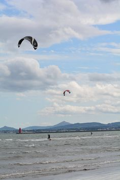 Bull Island, Dollymount Beach, Dublin Photo by Joanna Travers Dublin City, Parks, Island, Beach, Water, Summer, Outdoor, Image, Gripe Water