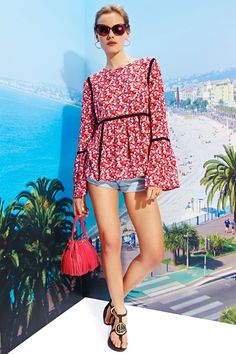 Juicy Couture Spring 2016 Ready-to-Wear Collection Photos - Vogue