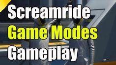 "Screamride Demo Gameplay ""Screamride Demo Gameplay Modes"""