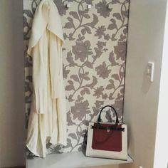 Perchero entelado! Un amor!!! Amor, Coat Hooks, Interior Design, Trends