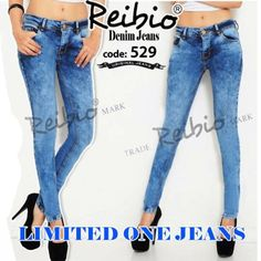 jeans wanita denim/celana jeans