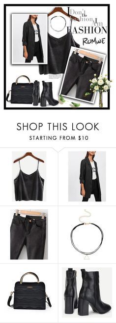 """""""romwe 7/III"""" by amina-haskic ❤ liked on Polyvore featuring Nearly Natural"""