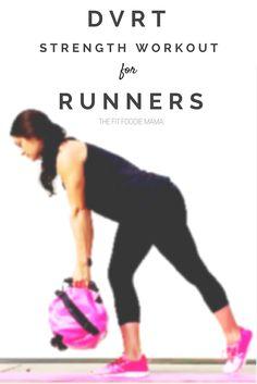 DVRT Strength Training Workout for Runners {Functional Training Exercises, Cross Training Exercise, Dynamic Variable Resistance Training Fitness, Ultimate Sandbag}
