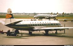 Photos: Vickers 814 Viscount Aircraft Pictures | Airliners.net