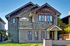 """Welcome to """"The Lighthouse"""" a 3000 square foot, 3 plus bedroom, 2 ½ bath, custom-built home that very comfortably holds two families or up 10 individuals traveling together.  Beachnest vacation homes. #fetchmyvrsantacruz #santacruz #beachhouse"""