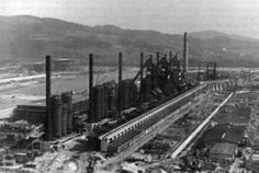 1940, Die Hütte Linz im Bau Railroad Tracks, Austria, Train, Vintage, Linz, Historical Pictures, Vintage Comics, Strollers, Train Tracks