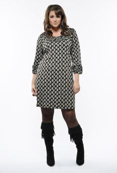www.annascholz.com - plus sizes but expensive to ship to USA