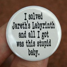 Labyrinth badge