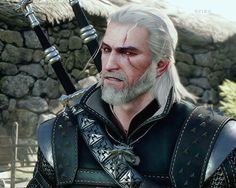 Witcher wild hunt - Geralt is too perfect <3                                                                                                                                                     More