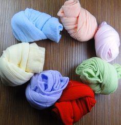 Bayi permen kaus kaki anak yang baru di musim semi dan summer kaus kaki tipis stoking sutra kaus kaki kaus kaki bayi kaus kaki multicolor bermain